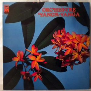 ORCHESTRE YANGA-YANGA - Same - LP