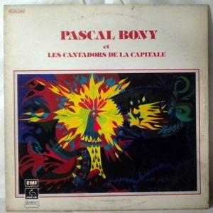 PASCAL BONY ET LES CANTADORS DE LA CAPITAL - Same - LP