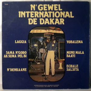 N'GEWEL INTERNATIONAL DE DAKAR - Laagya - LP