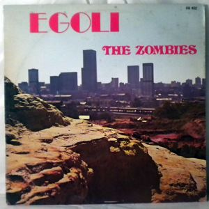 THE ZOMBIES - Egoli - LP