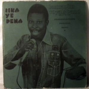 KUMAPIM ROYALS BAND - Sika ye pena - LP