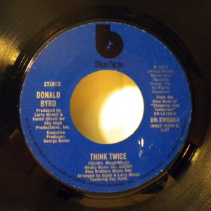DONALD BYRD - Think twice - 7inch (SP)