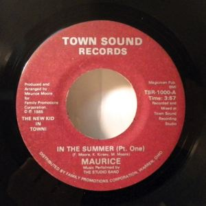 MAURICE - In the summer - 7inch (SP)