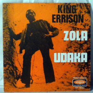 KING ERRISON - Udaka - 7inch (SP)