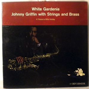 JOHNNY GRIFFIN - White Gardenia - LP