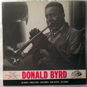 DONALD BYRD SEXTET - Same - LP