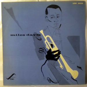 MILES DAVIS - Same - LP