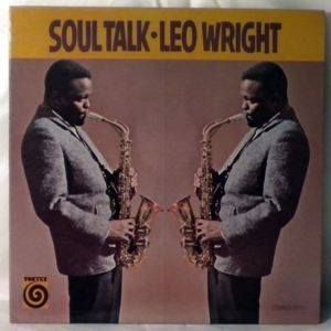 LEO WRIGHT - Soul Talk - LP