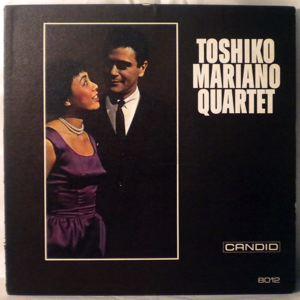 TOSHIKO MARIANO QUARTET - Same - LP