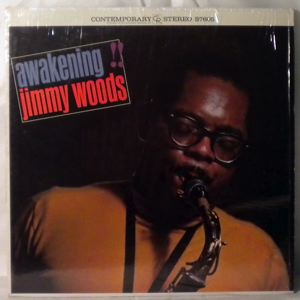 JIMMY WOODS - Awakening! - LP