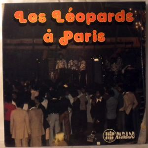 LES LEOPARDS - A Paris - 33T