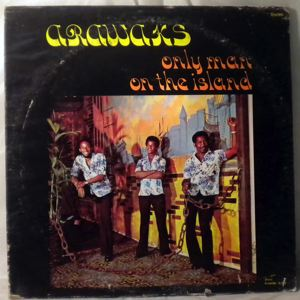 THE ARAWAKS - Only men on the island - LP