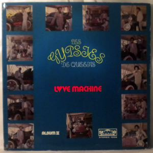 LES GYPSIES DE QUEENS - Love machine - LP