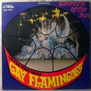 LEVER BROTHERS - Gay Flamingoes - LP