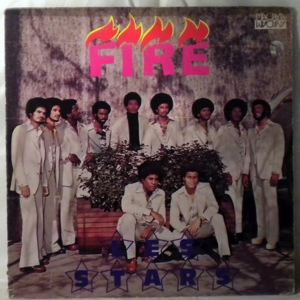 LES STARS - Fire - LP