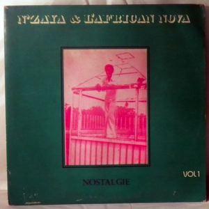 N'ZAYA & L'AFRICAN NOVA - Nostalgie Vol. 1 - LP
