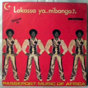 LOKASSA YA MBONGO - Assitou Vol. 1 - LP