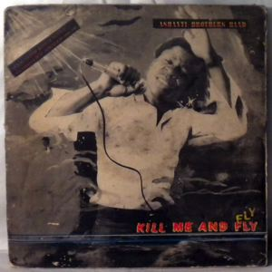 ASHANTI BROTHERS BAND - Kill me and fly - LP
