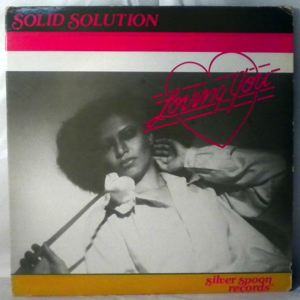 SOLID SOLUTION - Loving you - LP
