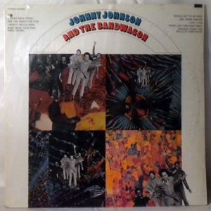 JOHNNY JOHNSON AND THE BANDWAGON - Same - 33T