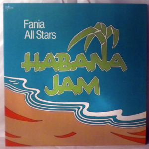 FANIA ALL STARS - Habana Jam - LP