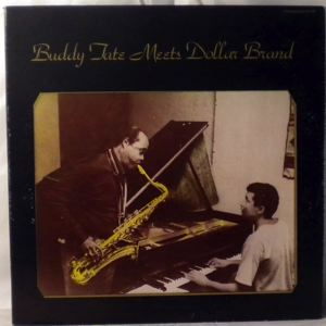 BUDDY TATE AND DOLLAR BRAND - Buddy Tate Meets Dollar Brand - LP