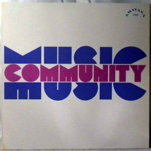 MUSIC COMMUNITY - Same - LP