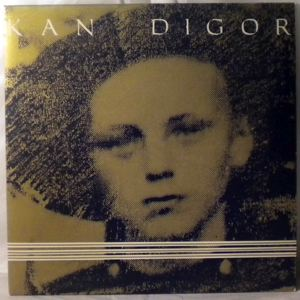 KAN DIGOR - Same - LP