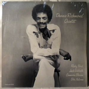 DANNIE RICHMOND QUINTET - Same - LP