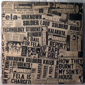 FELA KUTI - Unknown Soldier - LP