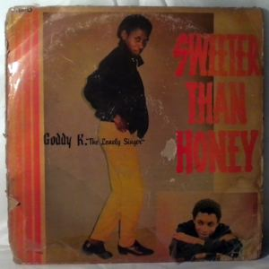 GODDY K. OBI - Sweeter than honey - LP