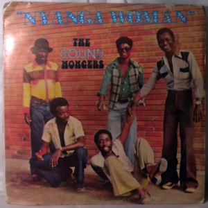 THE SOUND MONGERS - Nyanga woman - LP