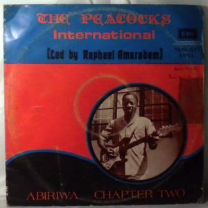 THE PEACOCKS INTERNATIONAL - Abiriwa chapter two - LP