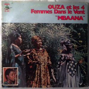 OUZA ET LES 4 FEMMES DANS LE VENT - Mbaana - LP