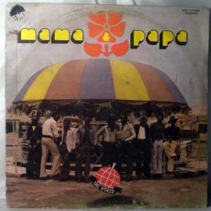ONE WORLD - Mama and papa - LP