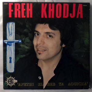 FREH KHODJA - Same - LP