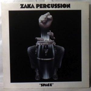 ZAKA PERCUSSION - Space - 33T