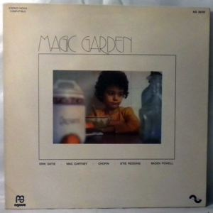 CLAUDE GARDEN - Magic Garden - 33T