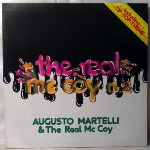 AUGUSTO MARTELLI - The Real McCoy N¡2 - 33T