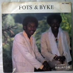 FOTS & BYKE - Nkul Messing/DŽ Go - 7inch (SP)