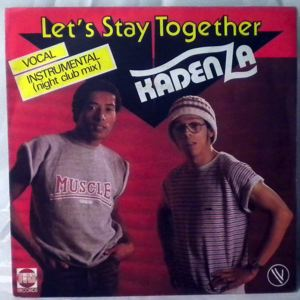 KADENZA - Let's stay together - 12 inch 45 rpm