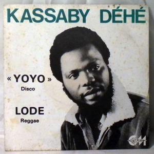 KASSABY DEHE - Yoyo - 7inch (SP)