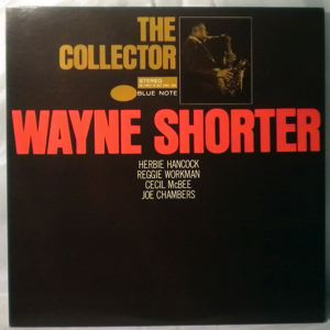 WAYNE SHORTER - The Collector - LP