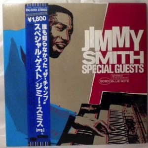 JIMMY SMITH - Special Guests - LP
