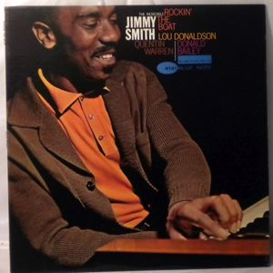 JIMMY SMITH - Rockin' The Boat - LP