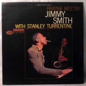 JIMMY SMITH - Prayer Meetin' - LP