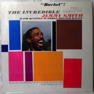 JIMMY SMITH - Bucket - LP
