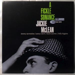 JACKIE MCLEAN - A Fickle Sonance - LP