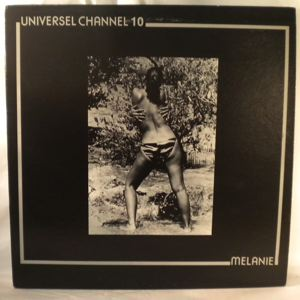UNIVERSEL CHANNEL 10 - Melanie - LP