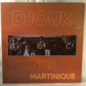 VIKINGS DE LA MARTINIQUE - Djouk - LP